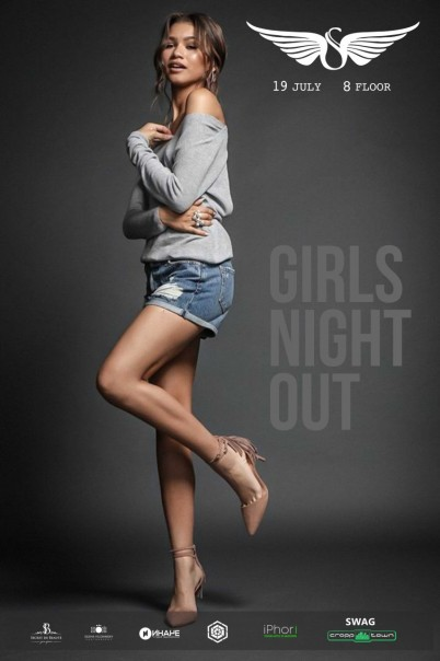 19.07 Girls Night Out!