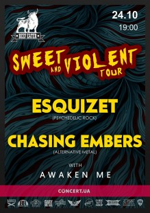 24.10 Esquizet and Chasing Embers