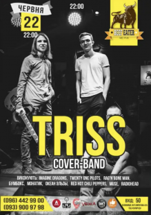 22.06 cover-band TRISS